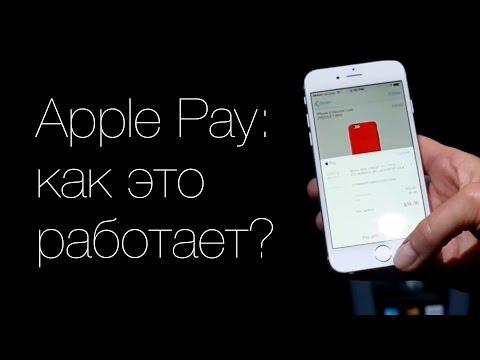 Алгоритм работы и описание Apple Pay