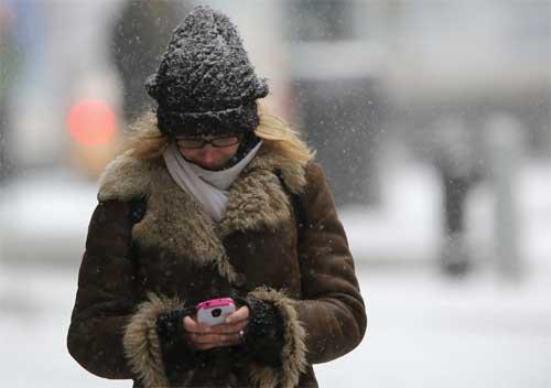 Холодная погода может помешать работе Touch Id