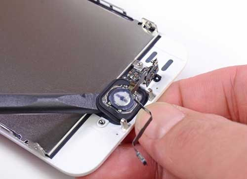 Механический ремонт Touch Id - крайняя мера