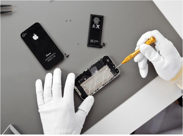 Качественный сервис - залог работы iPhone
