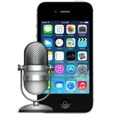 Микрофон iPhone