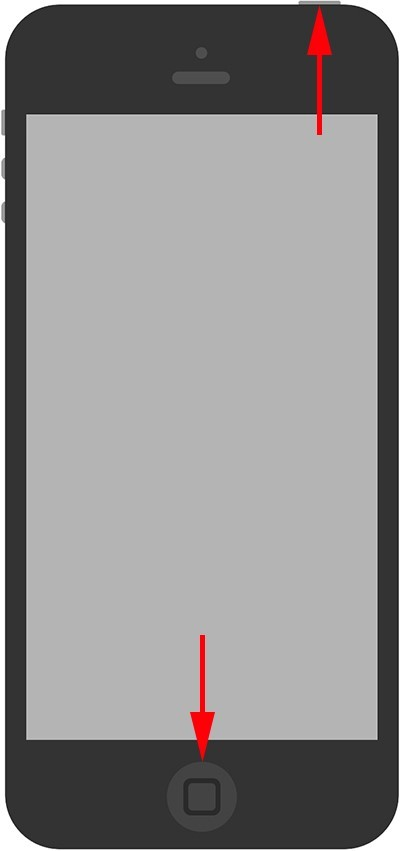 Вставить фото в рамку для айфона потерял