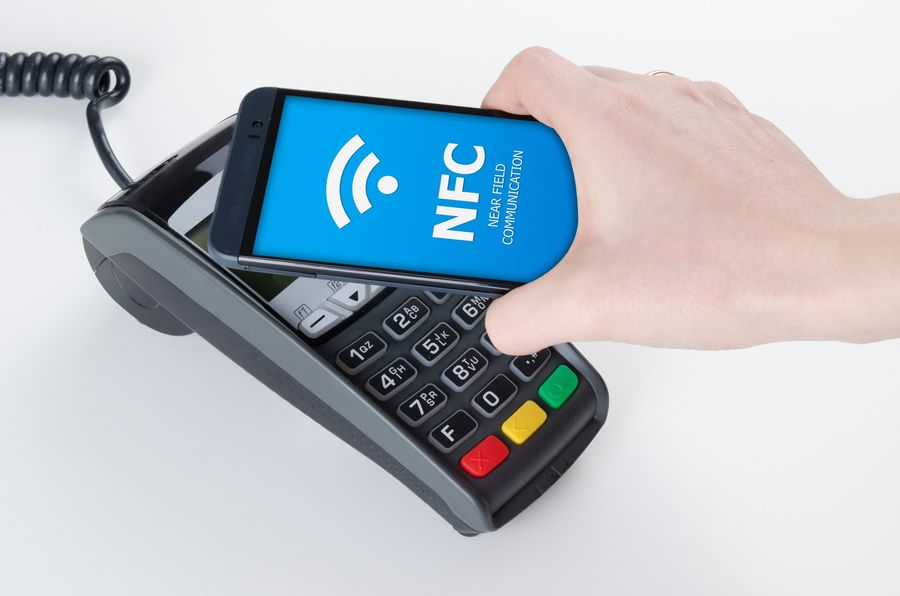 Модуль NFC в телефоне