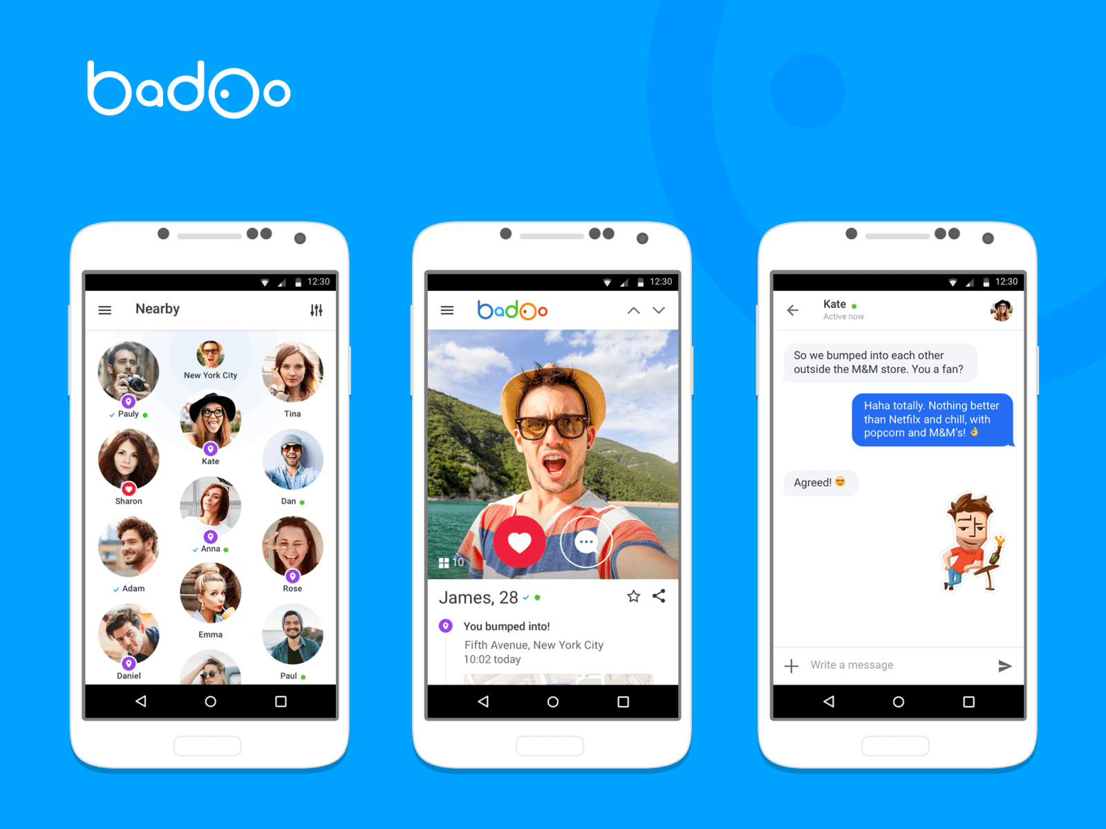 Badoo Mobile Android