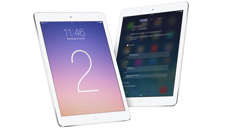 Пару слов о связи в iPad Air 2